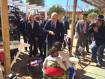 Spanish Interior Minister visits Ceuta and Melilla following latest mass assault