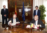 Spain and Belgium sign new double taxation agreement