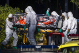 First Spanish ebola victim in Madrid hospital