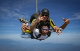 85 Indians set world record in Girona skydive
