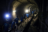 90th anniversary race through Barcelona metro tunnels