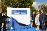 Madrid square named after Margaret Thatcher