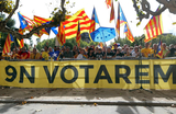Spain awaits announcement of Catalan independence referendum