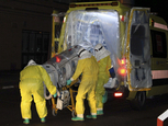 Second Spanish ebola victim flown to Madrid hospital from Sierra Leone