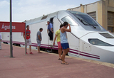 Some funding awarded to Murcia-Almería high-speed rail line