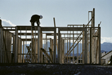 Increase in number of Spanish building licences requested
