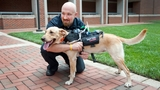 Computerized harness enhances communication between humans and dogs