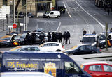 Teruel man attempts suicide bombing at PP headquarters in Madrid