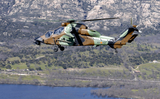 Spanish army presents new fighter helicopter