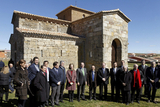 Let there be light … electricity comes to 7th century Visigoth church in Zamora